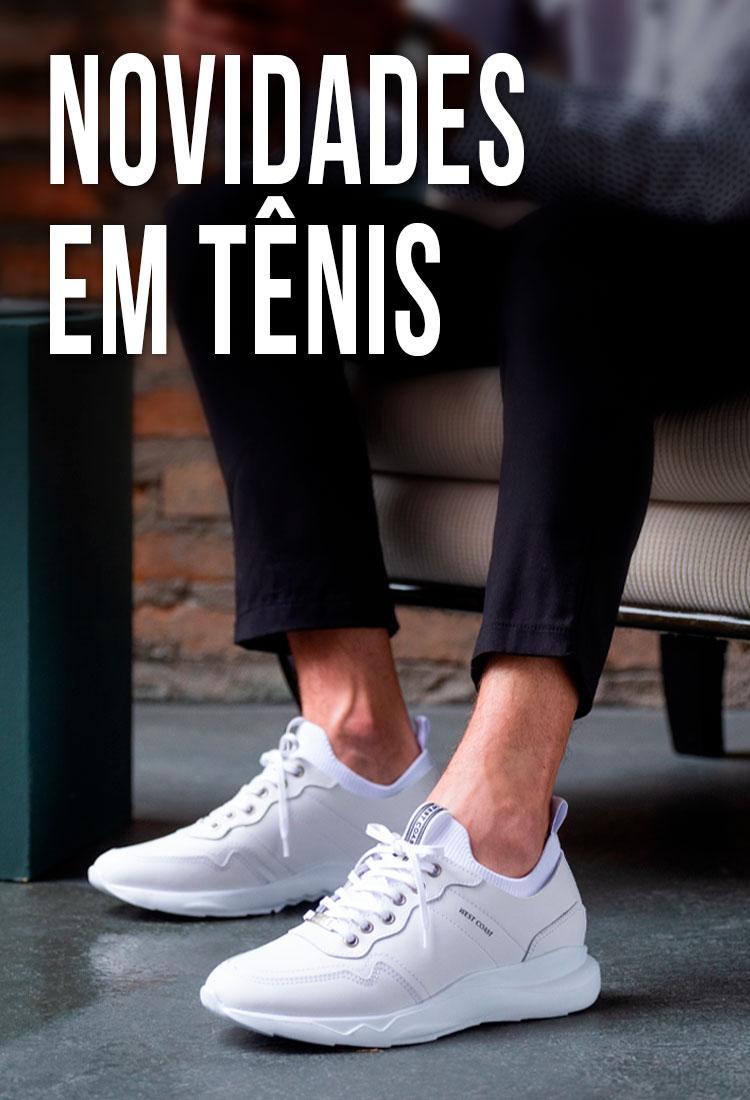Novidades Tenis